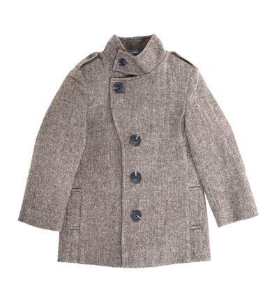 Пальто твидовое для мальчика