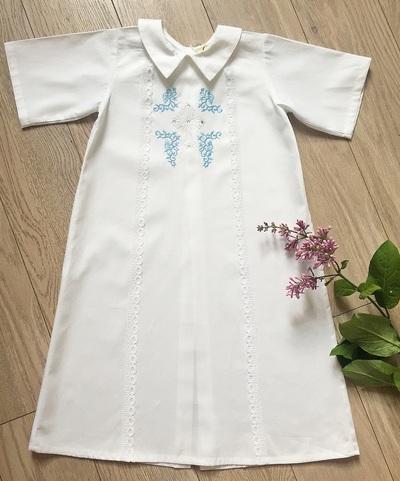 """Крестильная рубашка """"Фаворит """""""