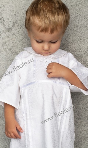 """Крестильная рубашка """"Торжество"""""""