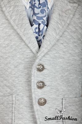 Пиджак из мягкого трикотажа